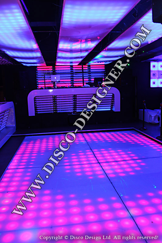 nightclub DANCEFLOOR