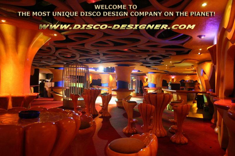 Nightclub Design-Bar Decor-Disco-Designer.com ©