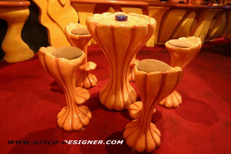 Nightclub furniture design disco for Designer com