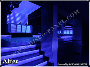 Bar and Disco Design Concepts