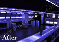 club design lighting effects