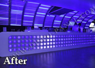 LED Bar modern design