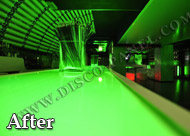 LED bar equipment