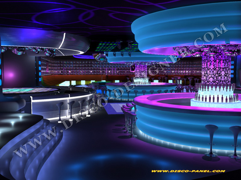 Nightclub design nightclub lighting disco design for Lounge pictures designs