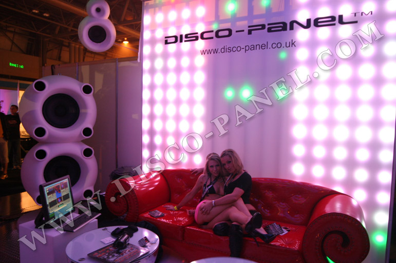 DISCO DESIGNER at bpm Show