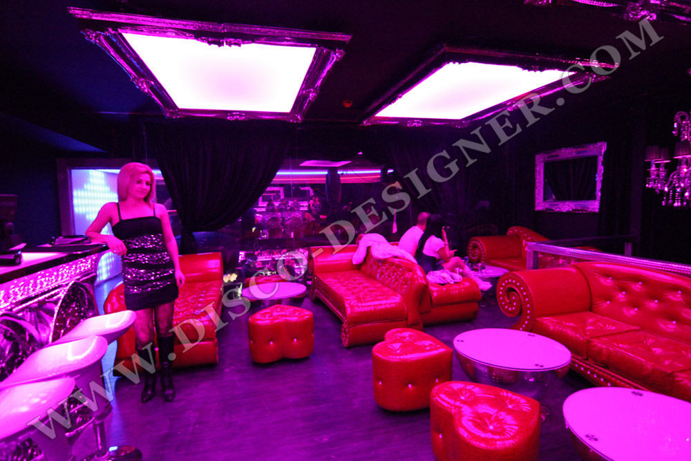 club disco furniture