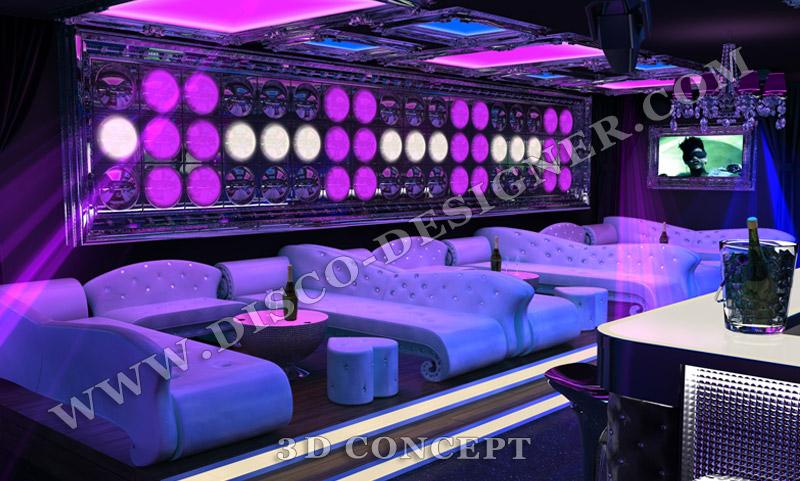 Nuevo club en alemania 2010 bar lounge decoration for Mobiliario cafeteria segunda mano