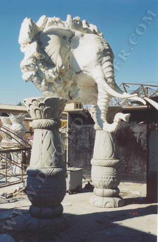 Estatuas para decoracion discoteca diseno interior para Estatuas decoracion