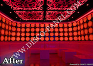 cool nightclub lighting design