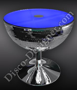LED DISCO BALL TABLE COFE FURNITURE