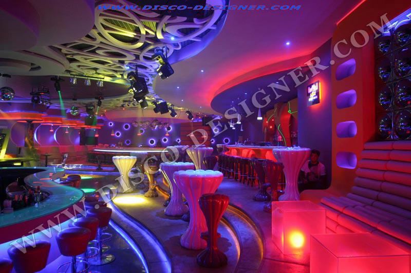 Nightclub Decor Disco Decorations Decoration Discotheque