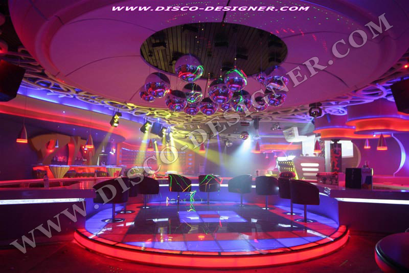 Decoration Discotheque Eclairage Idee D Image De Meubles