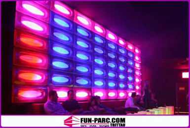 LED DISCO-PANEL SPACE