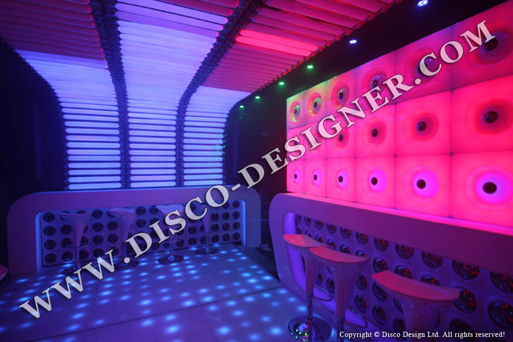 LED DISCO-PANEL EQUALIZER