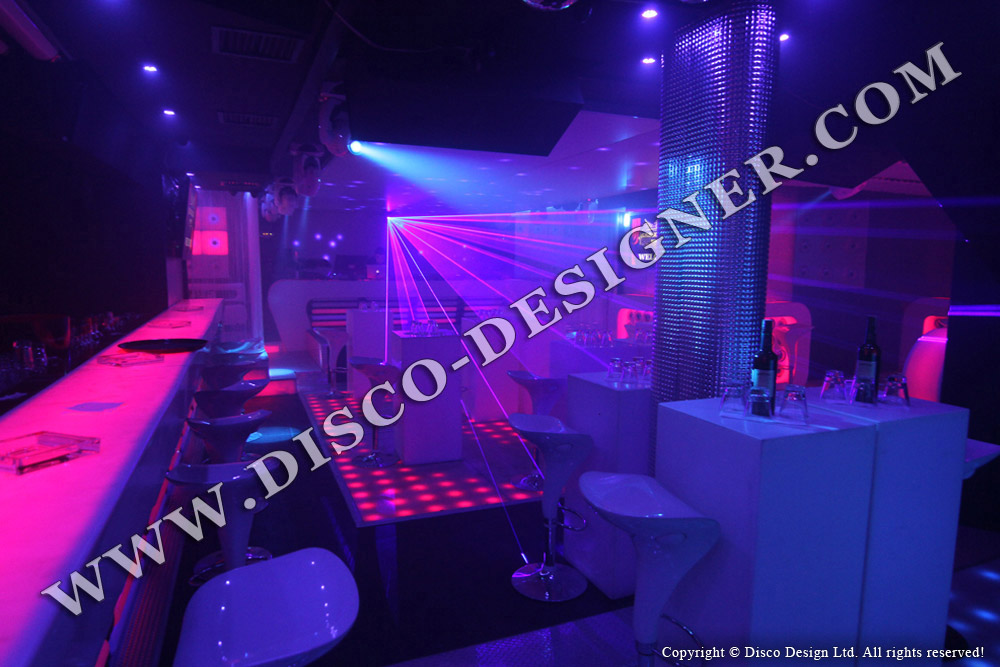 nightclub led lightings