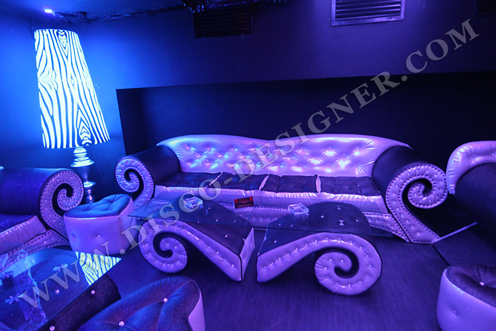 disco lounge design