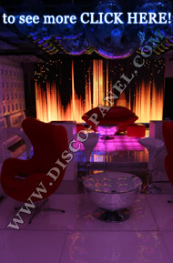 CLUB LIGHTING SHOWROOM