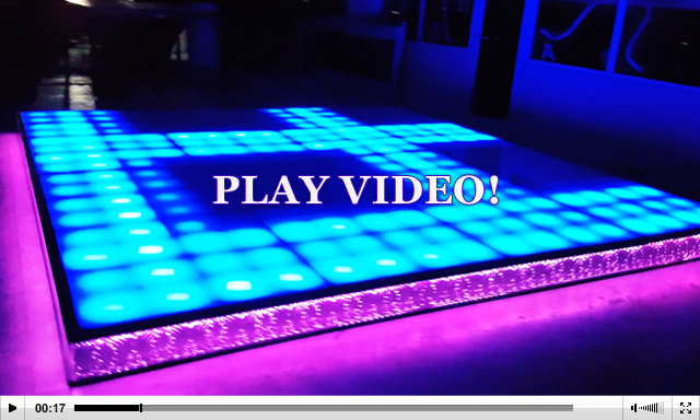 LED DANCE FLOOR 2016