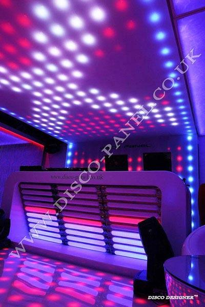 Cool Dj Lighting Booth Design Nightclub Led Lighting Led