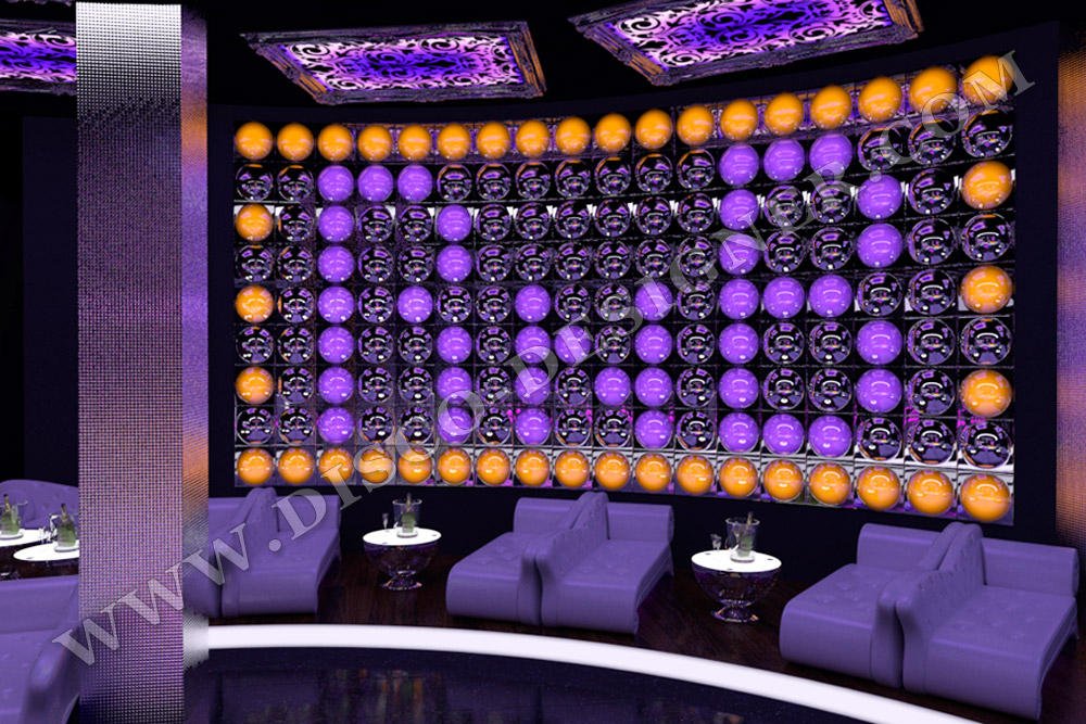 Nightclub Lighting - LED DISCO-PANEL