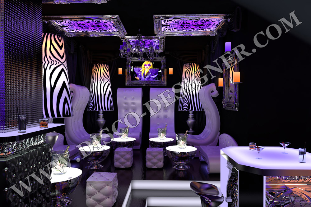 NIGHT CLUB DECOR AND FURNITURE DESIGNERS