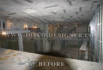 showroom befrore renovation