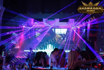 laser light shows disco