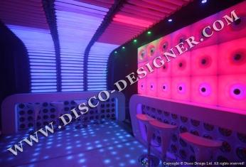 equalizer disco panel