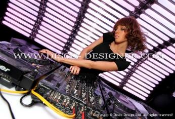DJ LED equalizer