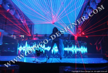 nightclub LED lighting
