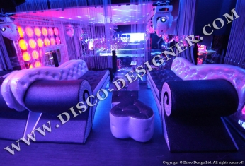 disco sofa
