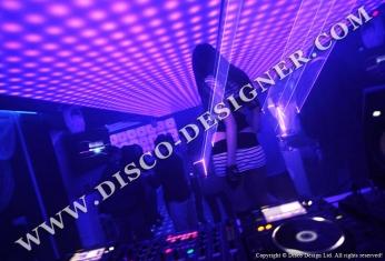 girl LED ceiling
