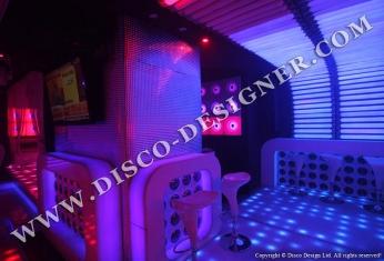 LED wall bar