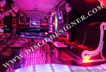 lounge nightclub chair