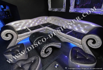 nightclub sofas