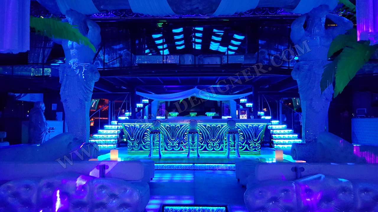 Disco Designer - Nightclub Design and LED Lighting Systems