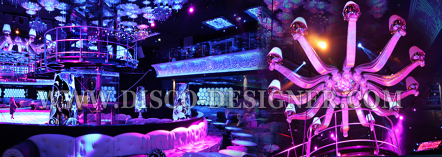Disco Design Projects - France 2015
