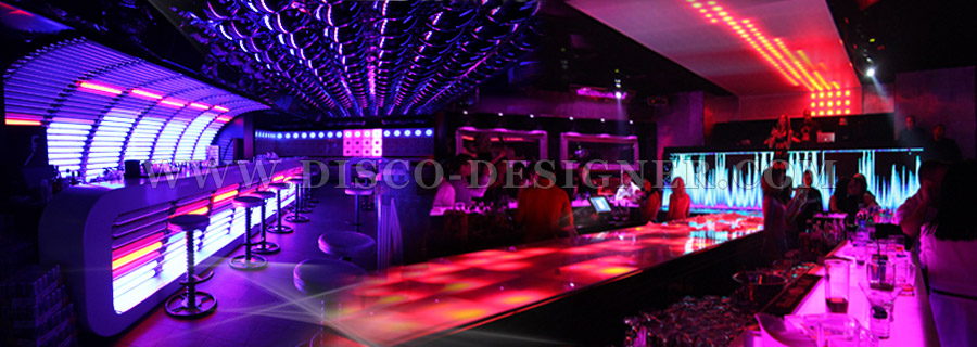 Disco Design Projects - Plovdiv 2011