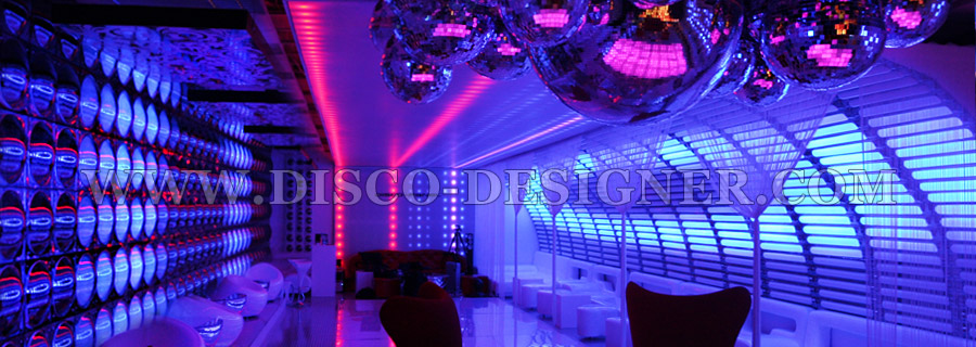 Disco Design Projects - Showroom Germany 2009