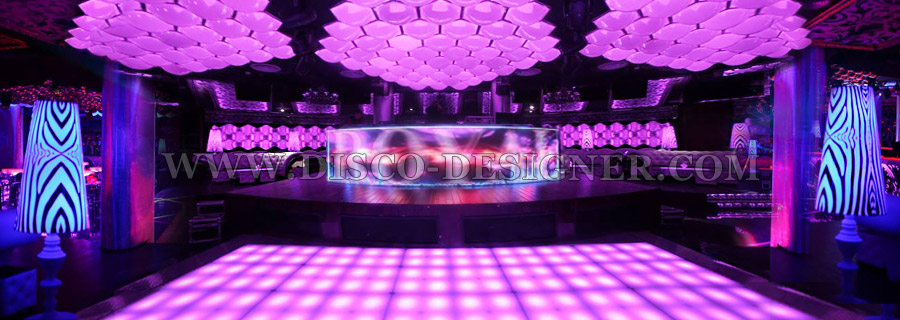 Disco Design Projects - Tajikistan 2015