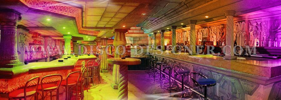 Disco Design Projects - Bulgaria 2001