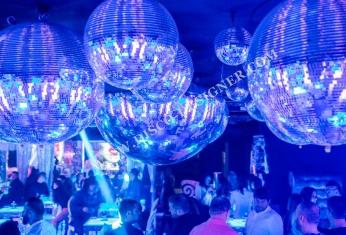 big disco balls