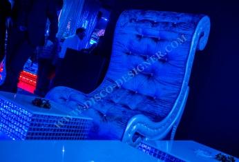 disco throne