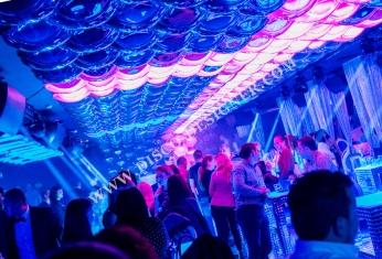 illuminated disco panels
