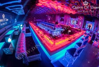 led bar nightclub