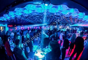 nighclub party atmosphere