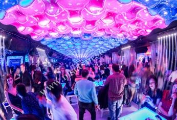 nightclub ceiling panels