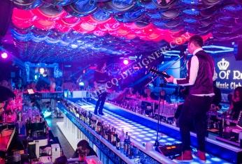 nightclub led stage
