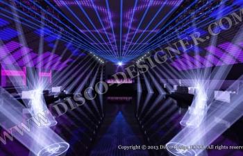 3d disco design
