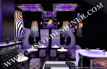 3D project nightclub